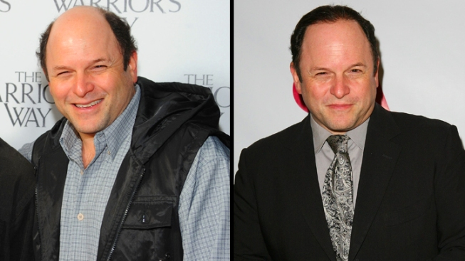 Jason Alexander's Bald Ambition