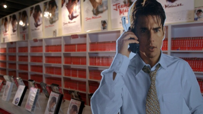 The All-Jerry Maguire Video Store Opens