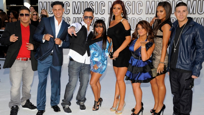 "MTV's ""Jersey Shore"" Crew Returns to NJ for 5th Season"