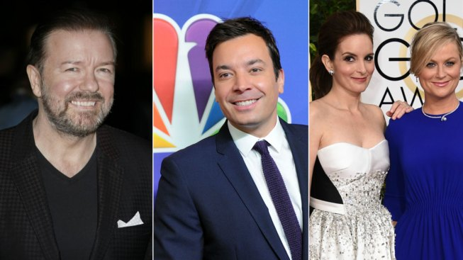 How Well Will Fallon Follow Gervais, Fey and Poehler as Golden Globes Host?