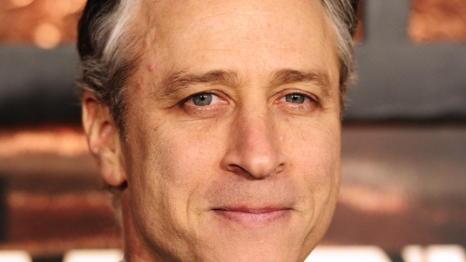 "Jon Stewart Spares Pal Weiner Full ""Daily Show"" Treatment"