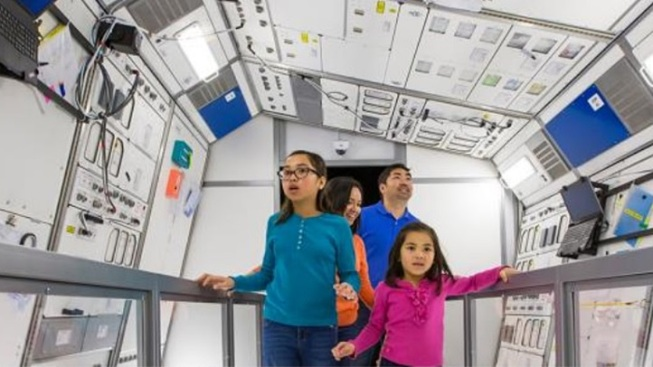 New: 'Journey to Space' at California Science Center