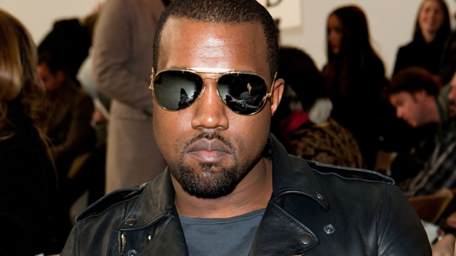 Kanye West Pulled Over for Speeding in Kim Kardashian's Car