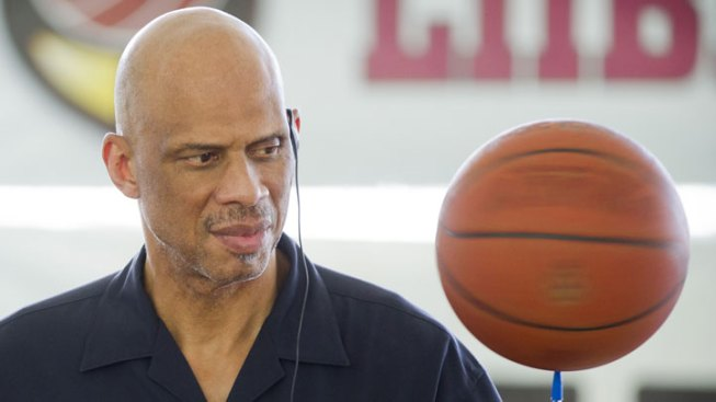 Opinion: My Meeting With the Legend: Kareem Abdul-Jabbar