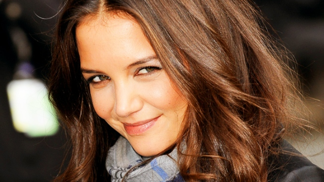 Katie Holmes Named First Celebrity Face of Bobbi Brown