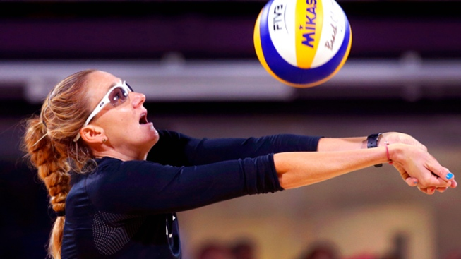 May-Treanor, Walsh Win in Olympic Beach Volleyball