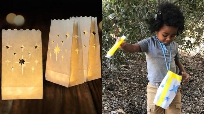 Kids Will Make Cool Lanterns at Autumn-Fun Event