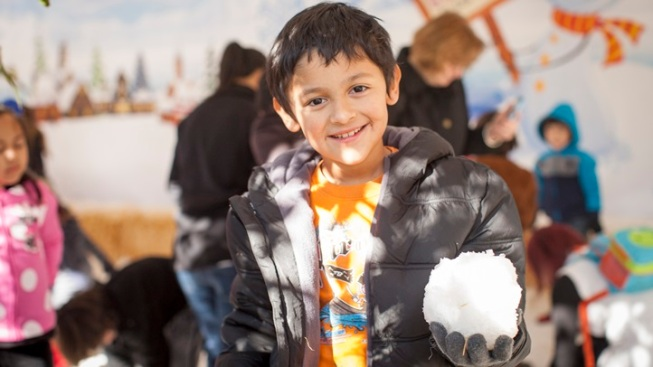 Kidspace Cool: Snow Week
