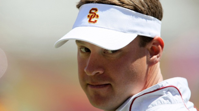 USC Athletic Director Pat Haden Says Lane Kiffin Not on Hot Seat