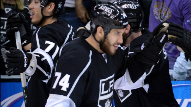 Dwight King's Game-Winner Moves LA Kings Closer to Stanley Cup Finals