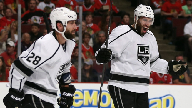 Kings Beat Blackhawks in Game 7 Thriller, Advance to Stanley Cup Final