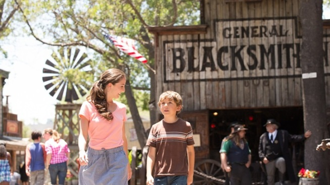 Happy 75th, Knott's Berry Farm Ghost Town