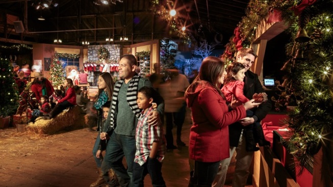 It's a Ye Olde Holiday at Knott's Merry Farm