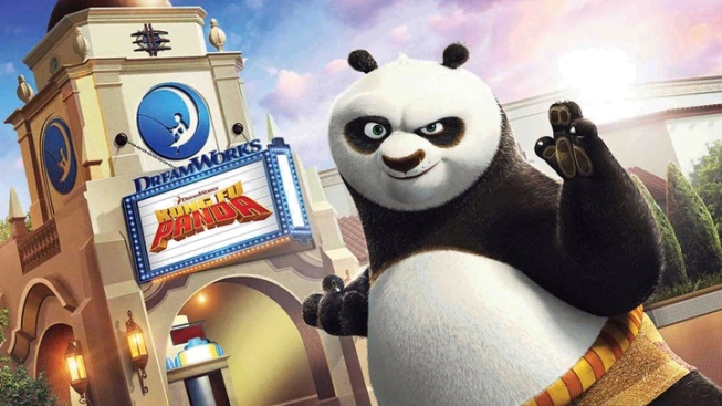 'Kung Fu Panda' Attraction Leaps into Universal in June