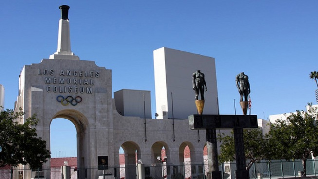 Porn Filmed on Grounds of Los Angeles Memorial Coliseum