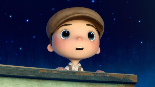 Mooning Over Pixar's 'La Luna'