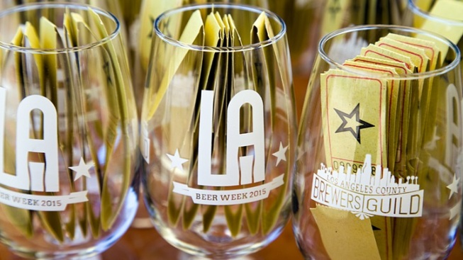 Colossal Craft Confab: LA Beer Week 2016
