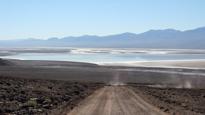 Sudden Lake: A Death Valley Wonder