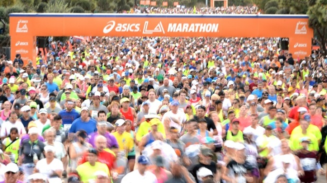 Weekend: ASICS Los Angeles Marathon