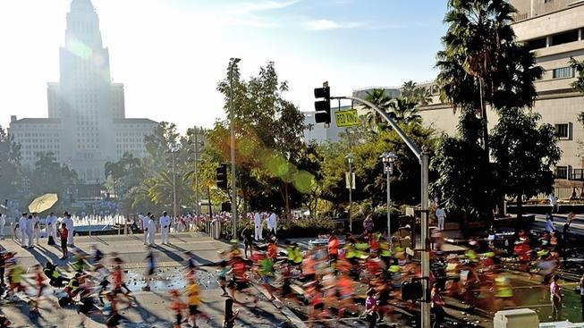 4 to Watch: Thousands of Runners Will Race Through at the LA Marathon