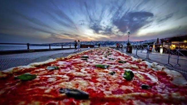 Longest Pizza: Chefs to Attempt Record in Fontana