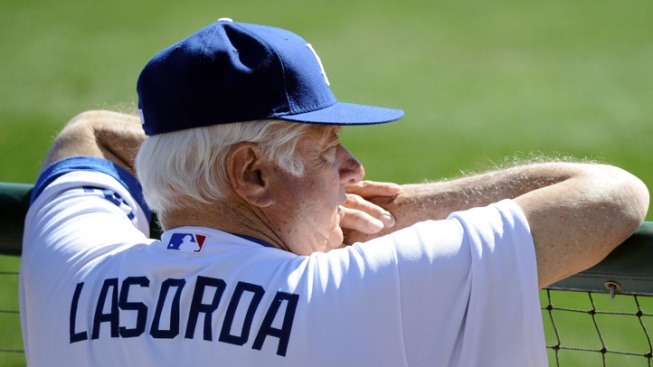 Tommy Lasorda to Celebrate Birthday in Dodgers Dugout