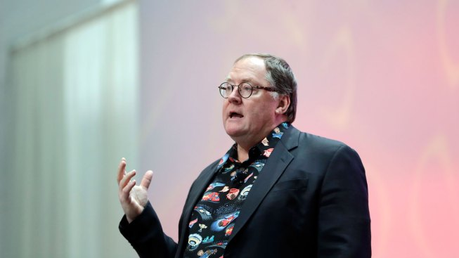 Pixar's John Lasseter Takes Leave Of Absence After Harassment Allegations