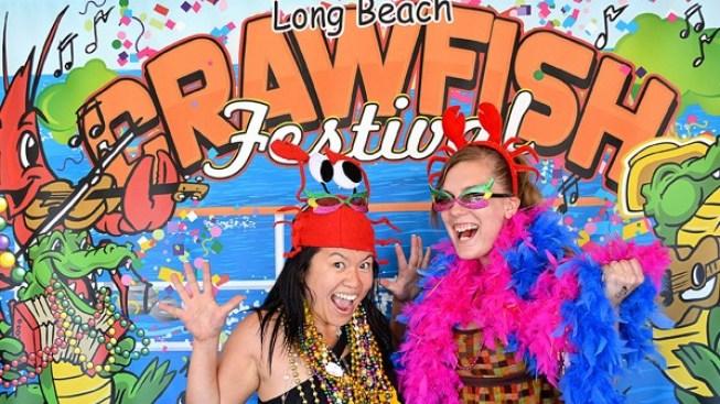 Crawfish Party Time