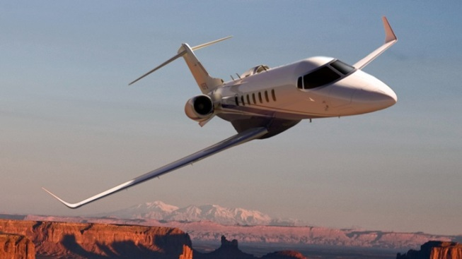 Learjet to Park on Rodeo Drive