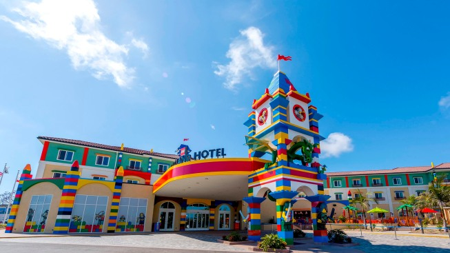 Book an Unforgettable Family Vacation at LEGOLAND Hotel
