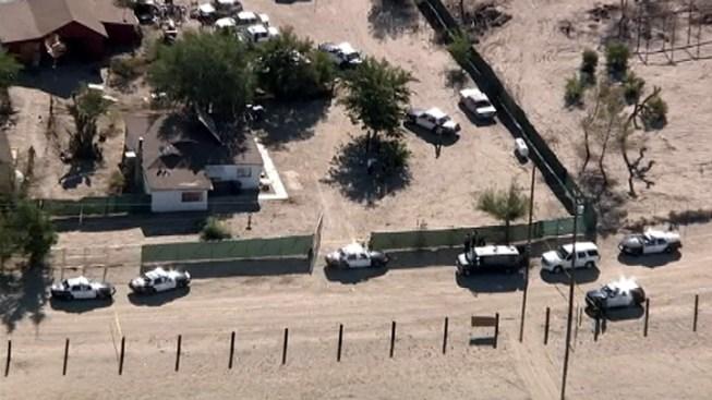 Gunman Shot, Killed as Deputies Serve Narcotics Operation Search Warrant