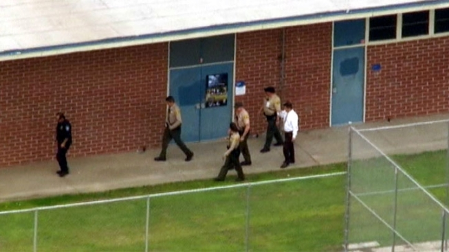 Students Released After High School Lockdown in Hacienda Heights