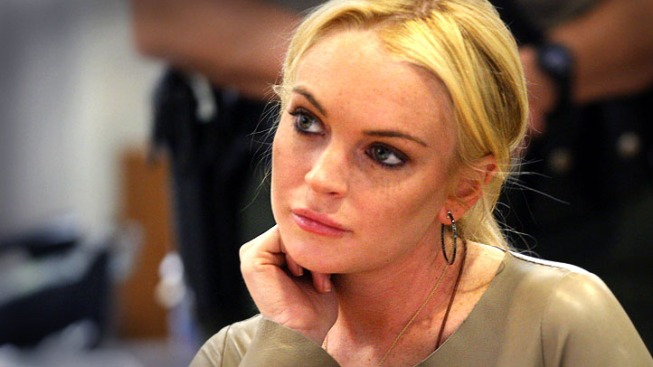 Downtown Women's Center Welcomes Lindsay Lohan