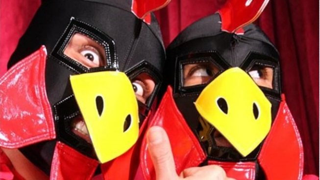 Lucha VaVOOM: Wrestling, Humor, and Halloween