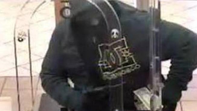 """$15,000 Reward in """"Luger"""" Bandit Bank Heist Case"""