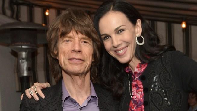 Rolling Stones Cancel Show After L'Wren Scott Death