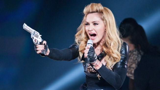 Madonna Cancels Australian Tour Dates