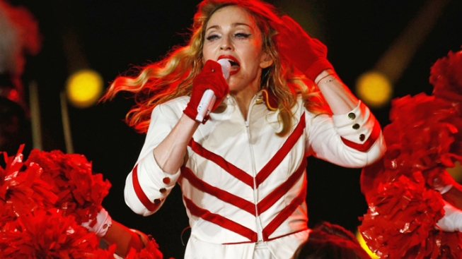 Madonna Loses Swastika for France Concert After Legal Threat