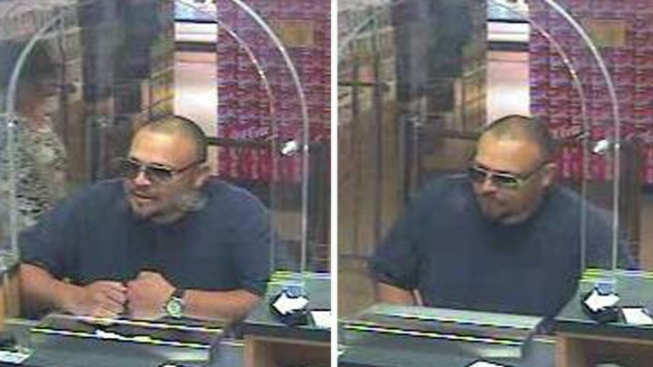 """Make It Quick"" Arrested After Four-Year String of Bank Robberies"