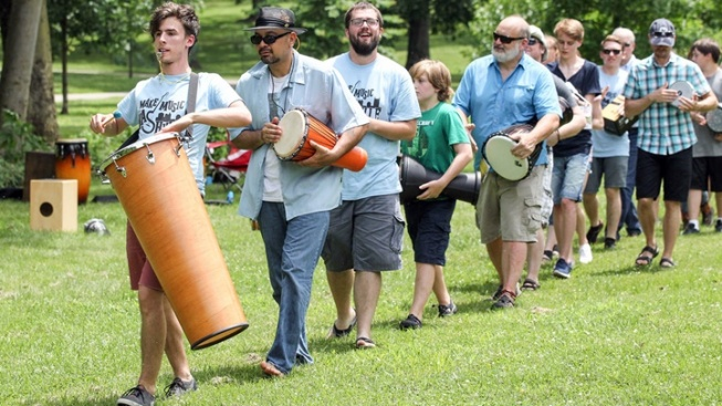 Things to Do This Week: Free Make Music Day