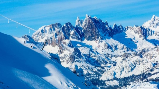 Chill Out: Mammoth Opens in Under 100 Days