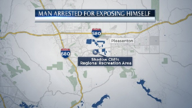 Man Arrested for Exposing Himself to Children at Pleasanton Park: Report