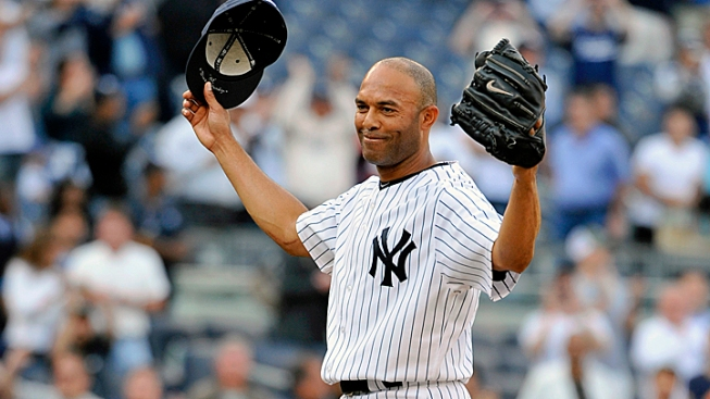 602! Mariano Rivera Sets New Saves Record