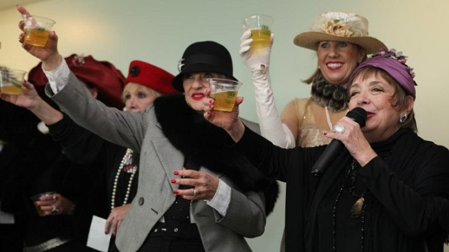 Starlet Birthday: Party Like It's 1928