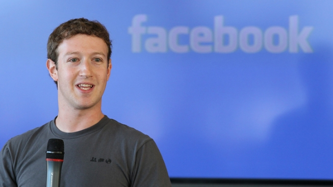 Mark Zuckerberg Holds Fundraiser for Gov. Christie