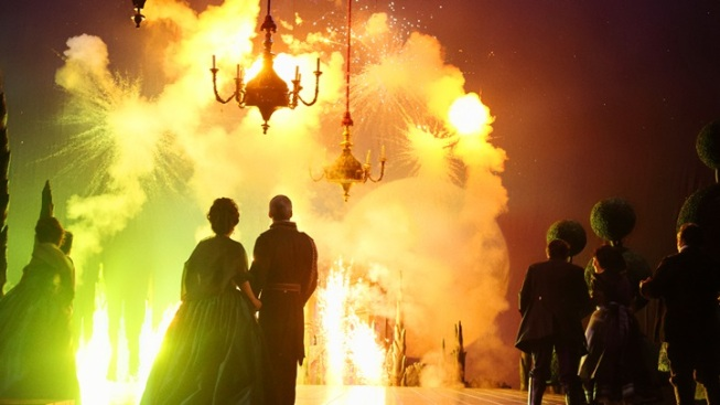 "Fireworks at the Opera: ""The Marriage of Figaro"""