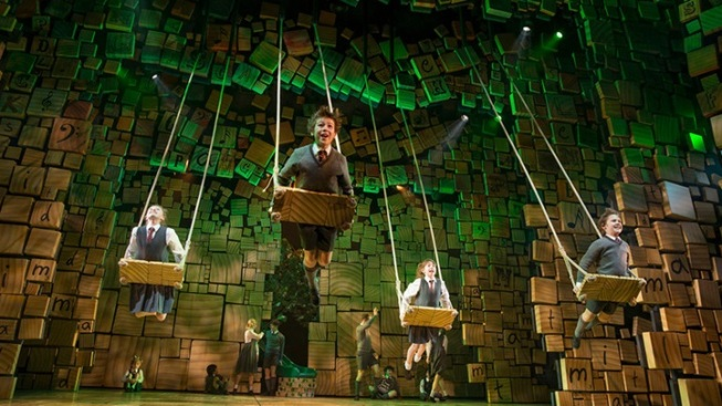 "National Tour Kick-Off: ""Matilda The Musical"" in LA"