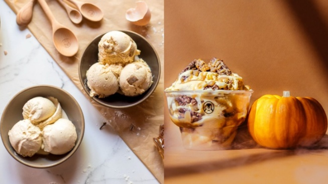 Scoop Up National Pumpkin Day's Chilly Charms