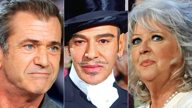It's Not Just Paula Deen: 5 Awkward Celebrity Apologies for Racist Remarks