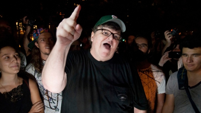 Michael Moore to Appear at Occupy Oakland
